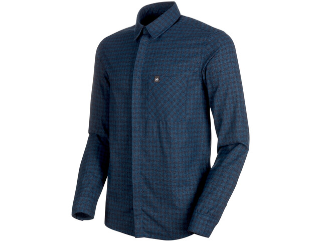 Mammut Chemise hiver Homme, wing teal-dark wing teal